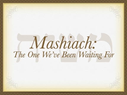 Image result for who is the mashiach images