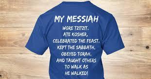 My Messiah wore... Pic 1