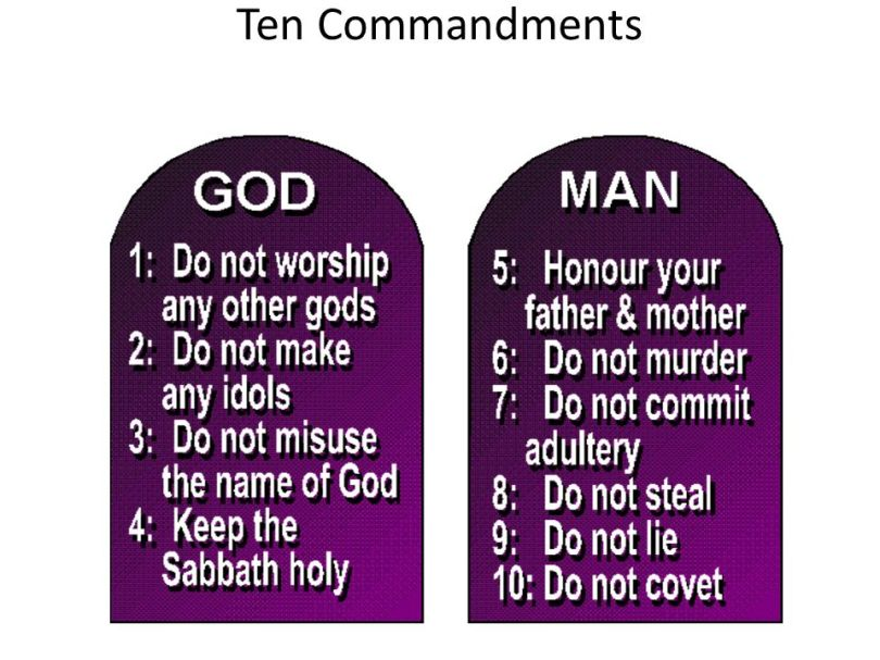 slide_7 - Ten Commandments