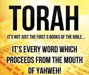 Image result for TORAH is every word which proceeds from the mouth of YAHUVEH images