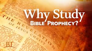 WHY STUDY BIBLE PROPHECY image