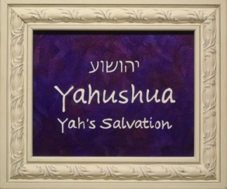 YAHUSHUA'S name meaning pic