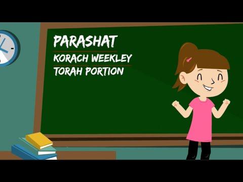 KORACH TORAH PORTION image 2