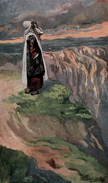 350px-Tissot_Moses_Sees_the_Promised_Land_from_Afar