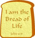 bread of life image