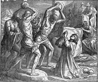 Martyrdom-Of-Stephen
