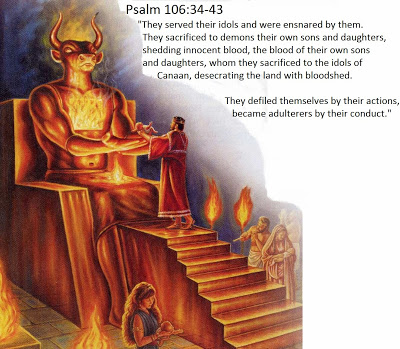 Image result for planned parenthood moloch images